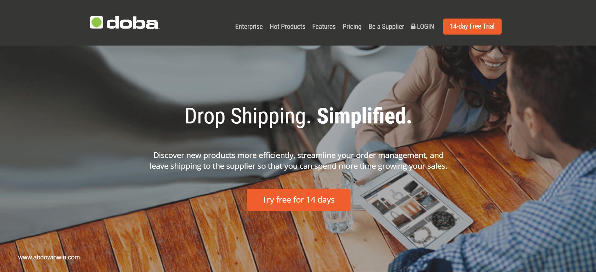 Doba | Dropshipper Service