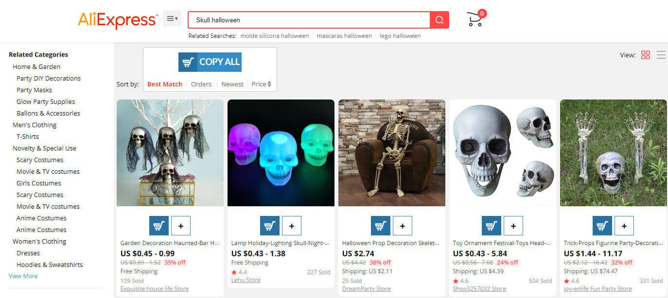 Skull things | كل ما يتعلق بالجمجمة المخيفة