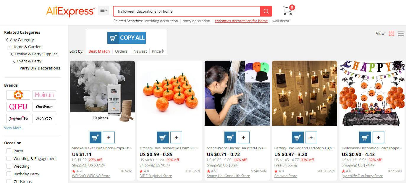 Decorations | منتجات التزيين والموضة